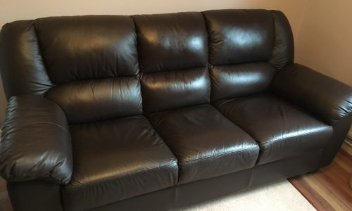 leather furniture cleaning boston